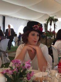 Sombrero fiesta negro